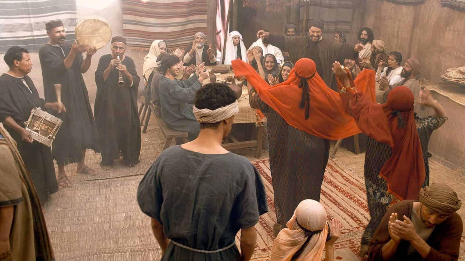 De bruiloft te Kana