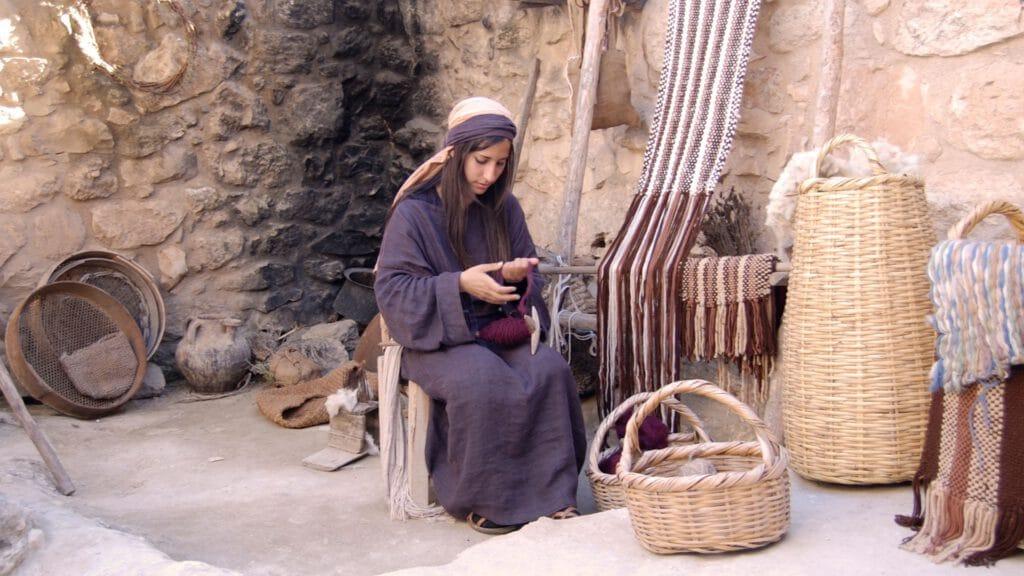 Kleding weven